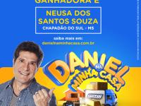 <p>Gazin e Daniel na Minha Casa: 2º Sorteio</p>