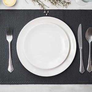 <p>Como deixar a mesa de jantar mais bonita</p>