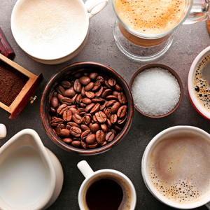 <p>Café: qual a sua combinação preferida?</p>