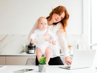 <p>Os desafios da maternidade: a realidade de ser m&atilde;e</p>