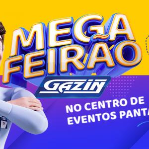 <p>Mega Feirão Gazin Cuiabá: um show de ofertas</p>