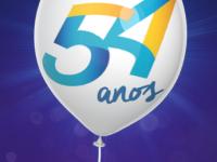 <p><strong>54 anos com muito mais vantagens pra você</strong></p>
