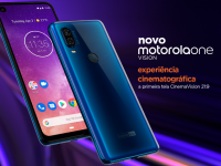 <p>Motorola One Vision: o que esse smartphone tem de diferente?</p>