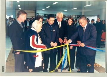 Inauguração Escritório Matriz em Douradina