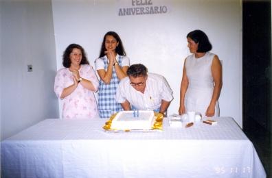 Aniversário Mário Gazin