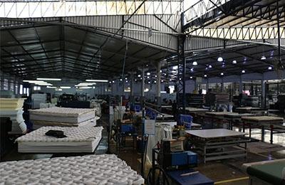 Indústria de Colchões e Estofados - Douradina -  PR